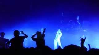 Parov Stelar Band - Catgroove/Berlin Shuffle/Django's Revenge - live in Bern 21.3.15