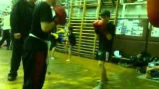 bacsa bence edzés - újpest, budaörsi kick box se.3gp