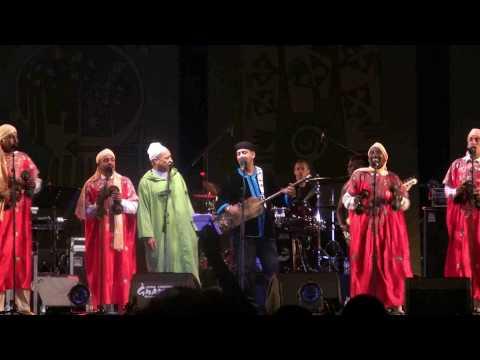 Hamid El Kasri Festival Gnaoua 2010 XIII