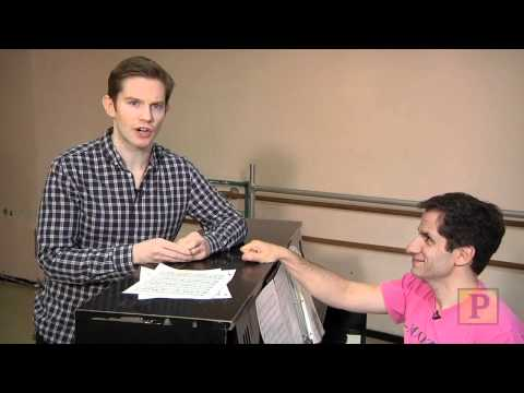 """OBSESSED!: Seth Says """"HEL-LO!"""" to """"The Book of Mormon""""'s Rory O'Malley"""