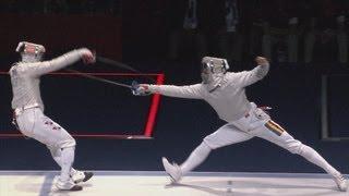 Korea Win Fencing Men