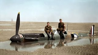 50 BREATHTAKING WWII COLORIZED PHOTOS LOOK LIKE THEY WERE TAKEN YESTERDAY
