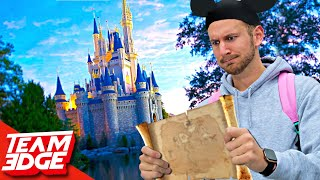 Disneyland Secrets Scavenger Hunt!!!