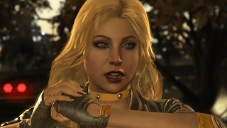Injustice 2 - Black Canary | official gameplay trailer (2017)