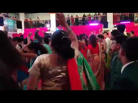 Xxx Mp4 Navratri Special Garba Day 10 At Satavis Patidar Hall Wembley 2017 3gp Sex