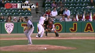 Baseball: USC 6, Pepperdine 5 - Highlights (4/5/16)