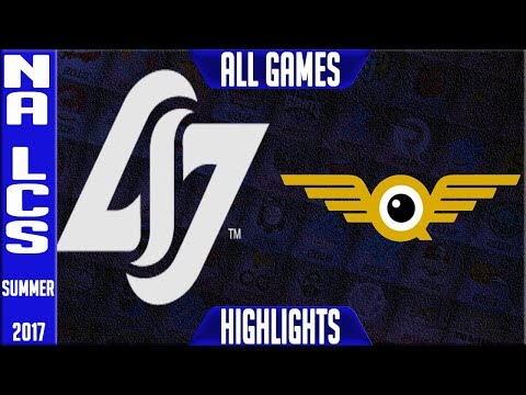 Xxx Mp4 CLG Vs FlyQuest Highlights ALL GAMES NA Regionals Worlds Qualifier 2017 Round 2 CLG Vs FLY 3gp Sex