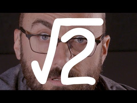 A Proof That The Square Root of Two Is Irrational