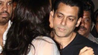 Salman Khan And Katrina Kaif Getting Close Again!