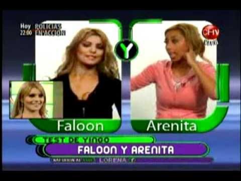 YINGO FALOON VS ARENITA 2009