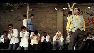 """حال الطالب لما يحاول ينط من السور مع مسيو رمضان """" عقاب اللي بينط من السور..؟!! """"#مسيو_رمضان"""