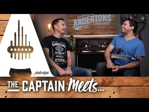 Xxx Mp4 The Captain Meets Misha Mansoor From Periphery 3gp Sex
