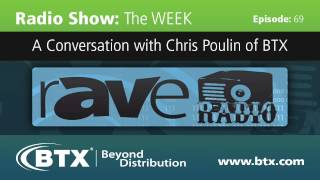 THE WEEK (Episode 69): A Conversation with Chris Poulin of BTX