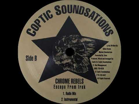 Chrome Rebels Escape From Irak Instrumental