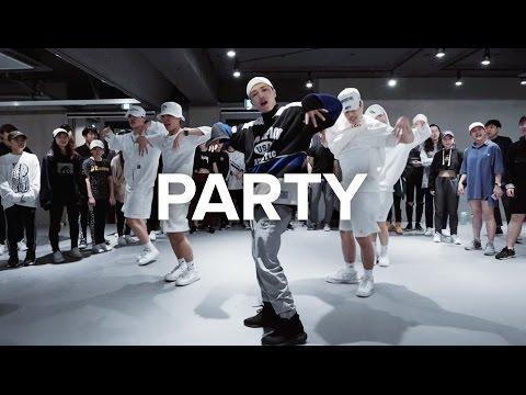 watch Party - Chris Brown ft. Gucci Mane, Usher / Junsun Yoo Choreography