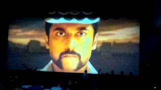 Singam 3(S3) teaser theater responce fans celebration must watch