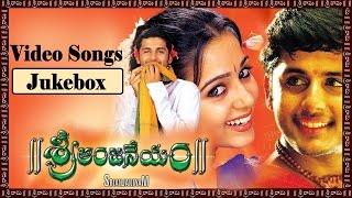 Sri Anjaneyam || Video Songs Jukebox || Nitin, Charmi kaur