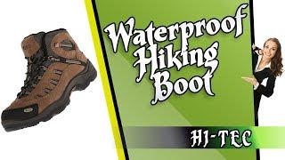 Hi-Tec Men's Waterproof Hiking Boot | Top Rated Amazon Review