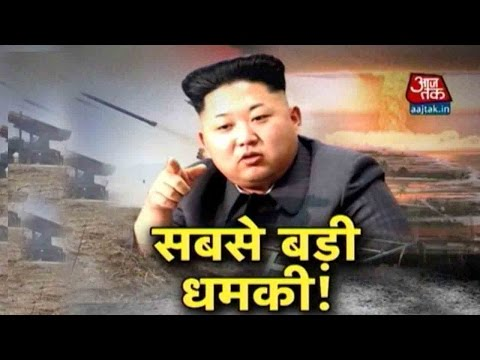 Xxx Mp4 Vardaat North Korea Theatens US Of Nuclear Attack In Video 3gp Sex