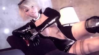 Rumble Roses XX - Rowdy Reiko - Sista A Intro [HD]