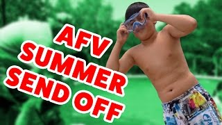 ☺ AFV (NEW!) Funniest Moments from Summer 2016 Compilation of 2016 (Funny Clip Fail Montage)