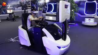 VR Game Simulator Racing Car