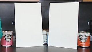 Semi-Gloss vs. High-Gloss Enamel Paint for Interior Doors : Interior Design Tips