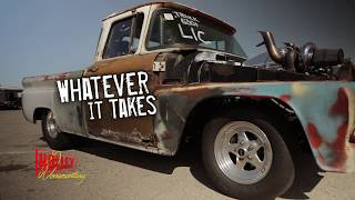 Whatever It Takes - 1963 Chevy Truck - 2017 Holley LS Fest West