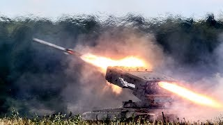 Russia developing next generation heavy flame thrower