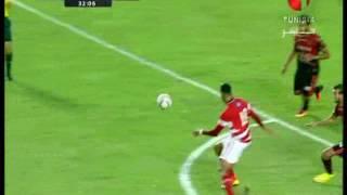 اهداف مباراة ( النادي الإفريقي 2-1 مستقبل قابس ) الدوري التونسي