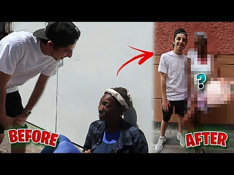 Xxx Mp4 Transforming A Homeless Womans Life EXTREMELY EMOTIONAL 3gp Sex
