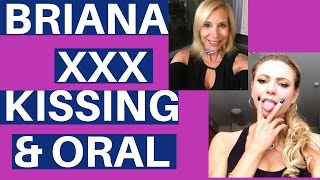 3 Hot Topics With Adult Entertainer Briana Banks & Me! Best Kissing & Oral Sex Hacks & Howard Stern