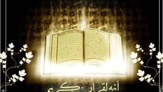 سورة الرحمن - القارئ أمين الغنام
