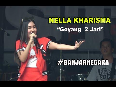 Nella Kharisma Goyang 2 Jari Om Lagista Live Waduk Mrica Banjarnegara 2018