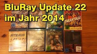 BluRay Update 22/2014 - Tarantula gg. die Brücke von Arnheim