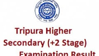 TBSE 12th Result 2017, Tripura Board Higher Secondary Result 2017