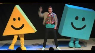 Mister Maker and the Shapes Live! at The Octagon Theatre