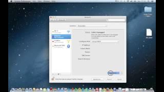 Tutorial - Apple OS X: Configuring Proxy Settings