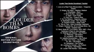 Louder Than Bombs Soundtrack Tracklist