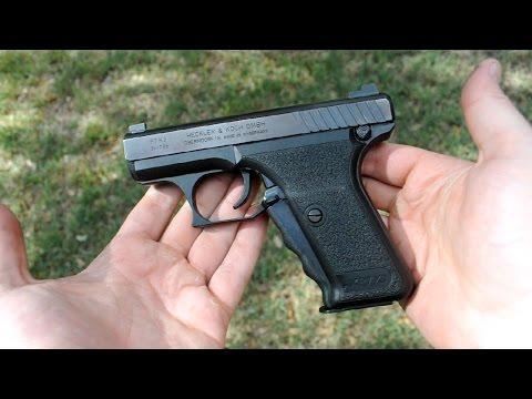 Shooting: HK P7K3 in 32acp