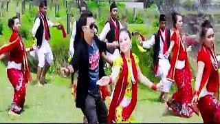 Lok Dohori Singer Raju Pariyar Song Gangaji Ko Pani (गंगाजीको पानी) Stage Virsion