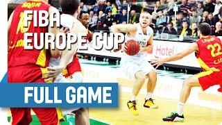 Khimik (UKR) v Energia (ROU) - Full Game - Rd of 16 - Game 2 - FIBA Europe Cup