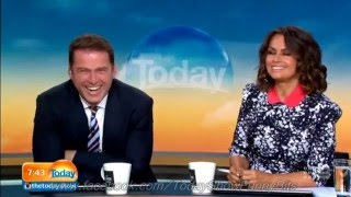 Today Show Funny Bits Part 63. Australia Day Mate!