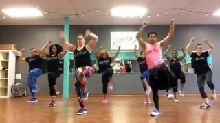 Kamatia with Synergy Dance Fitness