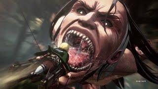 Attack on Titan 2 - Teaser Trailer