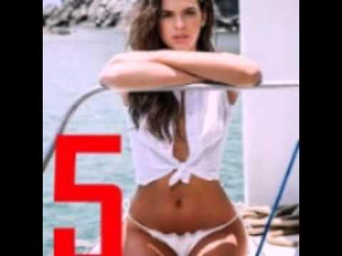 AS 10 MULHERES MAIS BONITAS E SEXY DO BRASIL 2015