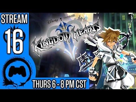KINGDOM HEARTS 2 Part 16 TFS Plays TFS Gaming
