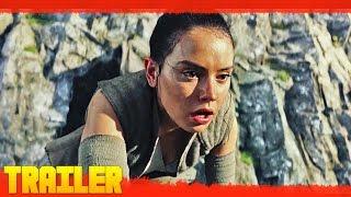 Star Wars 8: Los últimos Jedi (2017) Primer Tráiler Oficial Español
