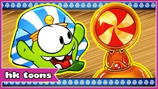 Om Nom Stories | Ancient Egypt | Cartoons for Children | Cut The Rope | Hooplakidz Toons