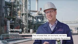 Power to gas - BP Lingen uses green hydrogen